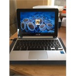 ASUS NOTEBOOK PC C100P WITH CASE & CHARGER