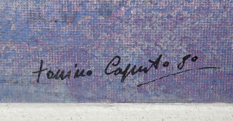 Lot 5 - TONINO CAPUTO (Lecce 1933) Se avessi occhi per vederti tutto, 1980