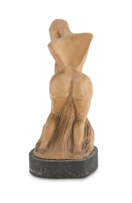 SCULTORE ITALIANO DEL NOVECENTO Nudo femminile, 1992 - Image 3 of 3