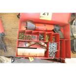 HILTI MODEL DX600 POWDERED ACUATED NAILER