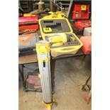 ROBO LASER SELF LEVELING REMOTE CONTROLLED LASER LEVEL WITH TRIPOD