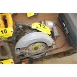 """SKIL SAW MODEL 5170 7-1/4"""" CIRCULAR SAW, BLACK & DECKER 3/8"""" DRILL"""