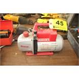 ROBINAIR MODEL 15500 VACUMASTER TWO STAGE VACUUM PUMP