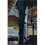Brendan Neiland (B.1941) - 'Plaza' and 'Concourse', signed, limited 77/85 and 65/65 coloured