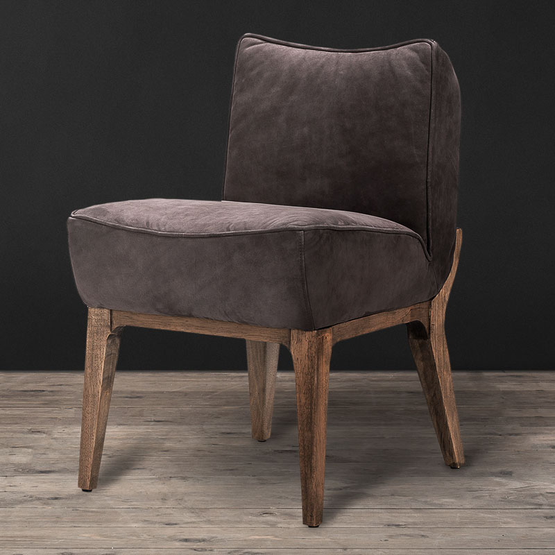 Lot 30 - Creek Dining Chair Aussie Royal Grey The Creek Dining Chair Is Deeply Cushioned For Hours At The