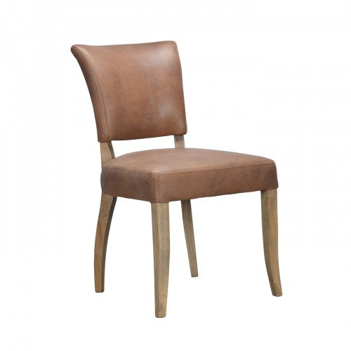 Lot 7 - Mimi Dining Chair Savage Leather The Mimi Dining Chair Is One Of The Most Beautiful Pieces In The
