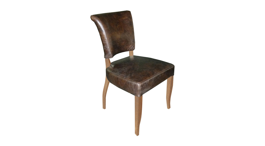 Lot 12 - Mimi Dining Chair Ride Co Leather The Mimi Dining Chair Is One Of The Most Beautiful Pieces In The