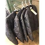 (4) Manteaux de congélateur LARGE