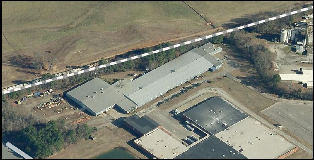 Lot 1 - 109 McNeill Rd, Sanford, NC 27330 145,636 SF Crane Served