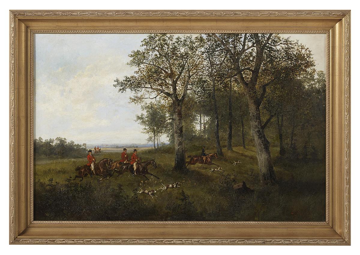 Lot 500 - Louise Steffens (Belgian, 1841-1865)