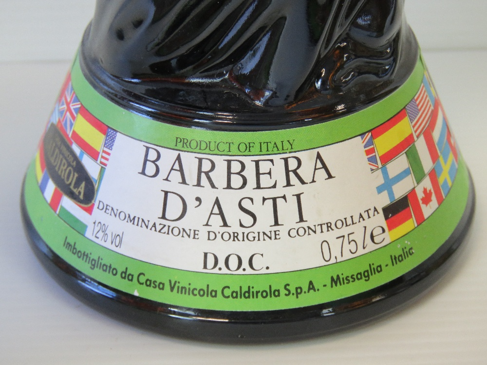 Lot 458 - Five bottles of World Cup Italia 1990 wine,