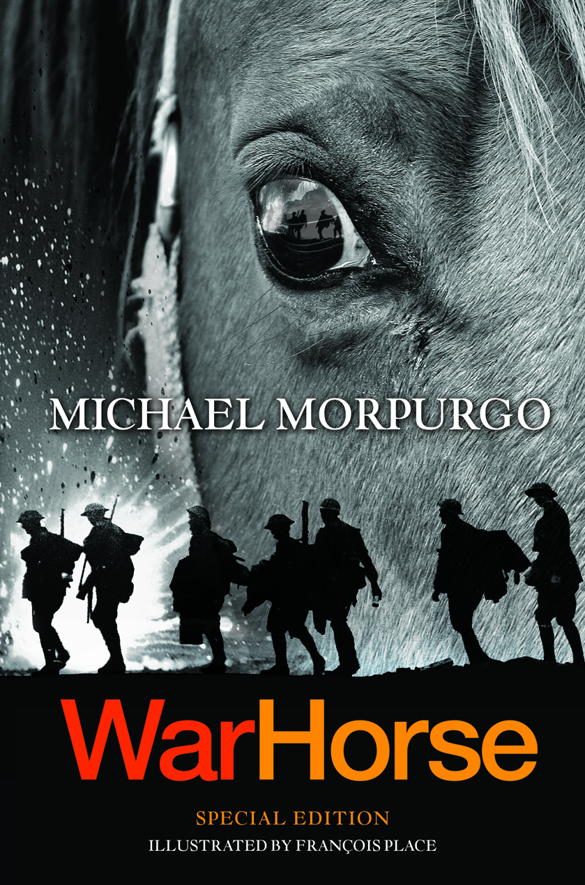 Lot 8 - Be part of a story by award-winning children's writer Michael Morpurgo