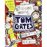 Lot 7 - Be part of a Tom Gates story by Liz Pichon