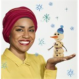 Lot 20 - Be part of Nadiya Hussain's new children's cookbook/ storybook compilation