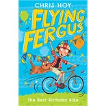 Lot 6 - Be part of a children's story written by Olympic cyclist Sir Chris Hoy