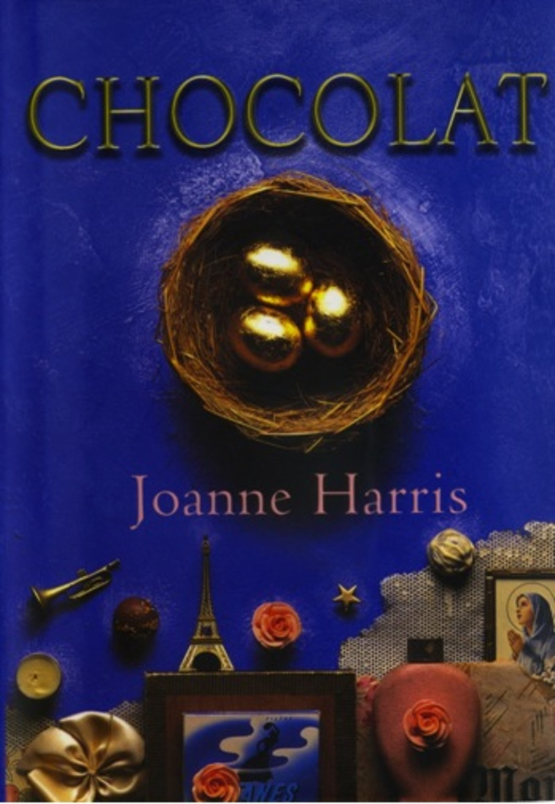 Lot 11 - Be part of Joanne Harris' next 'Chocolat' story