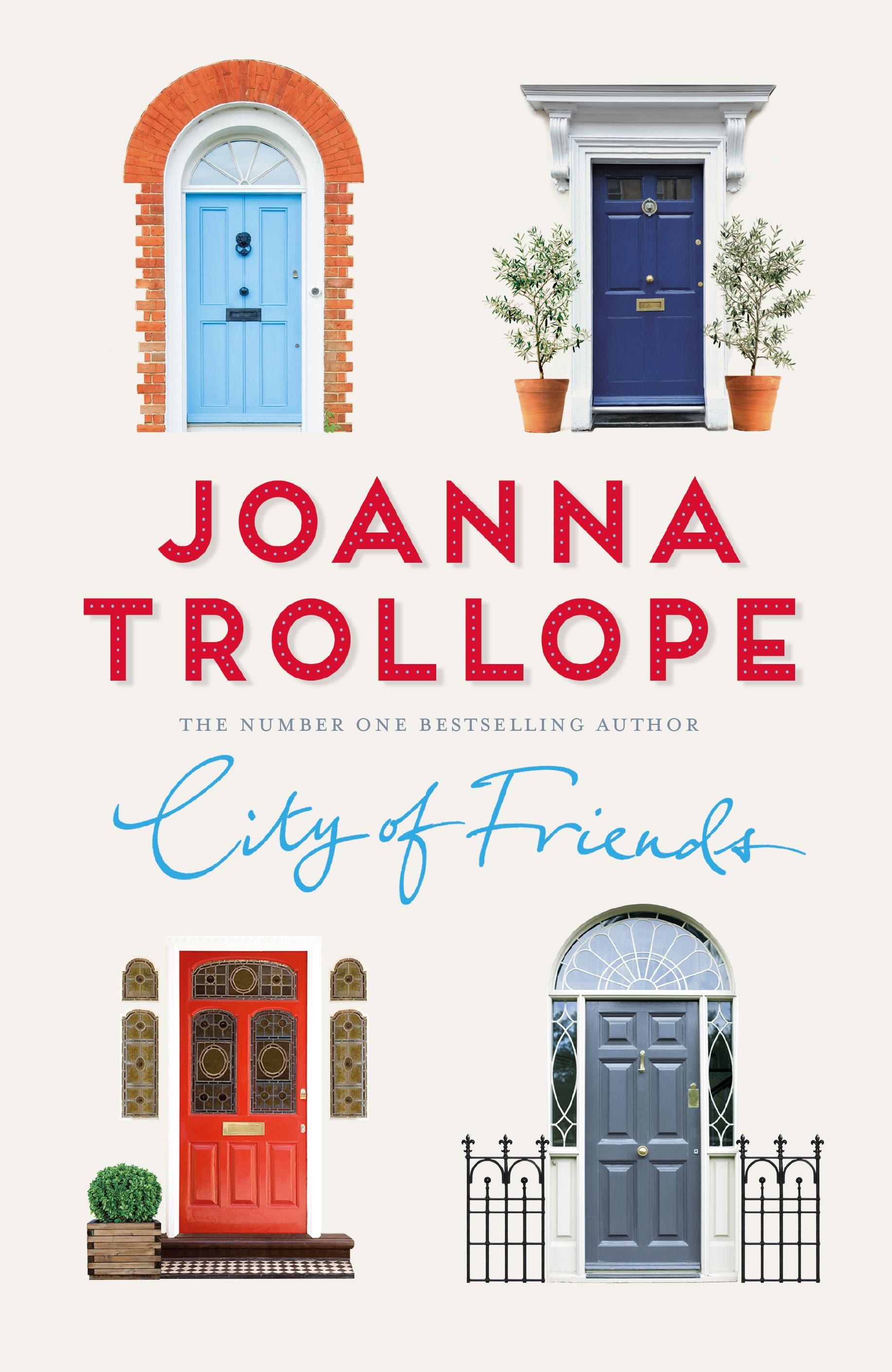 Lot 15 - Be part of Joanna Trollope novel