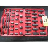 ABN 1/2 Inch Drive Impact Socket Set