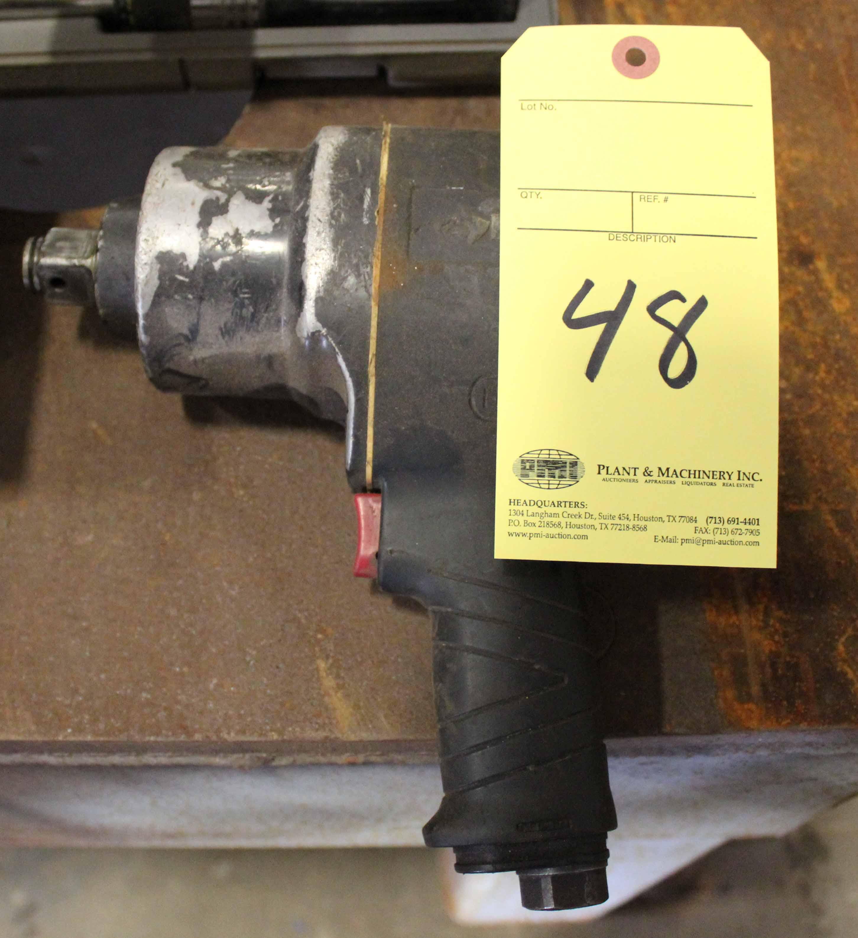 "Lot 48 - IMPACT WRENCH, HUSKY, 3/4"" drive"