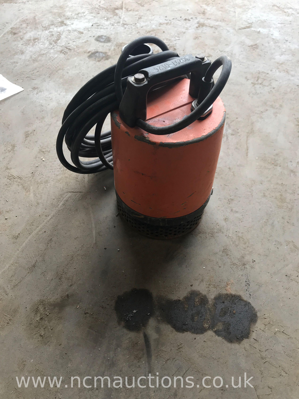 Lot 91 - Water sub pump