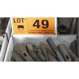 LOT/ MORSE TAPER SLEEVES & EXTENSIONS