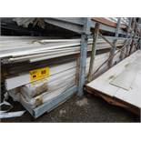LOT/ REHAU PVC VARIOUS PROFILE