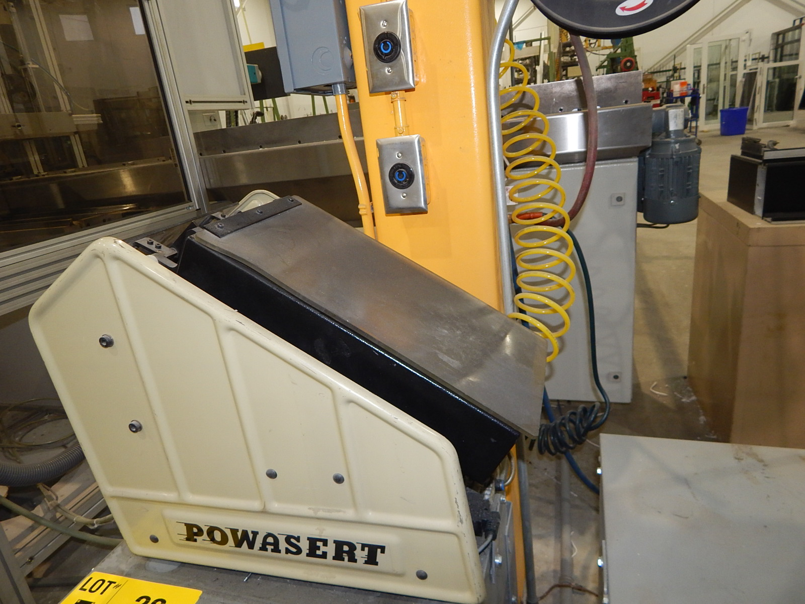 THORWESTERN (2008) PBZ-3 CNC PROFILE MACHINING CENTER WITH WINDOWS PC BASED AR010 TOUCH SCREEN CNC - Image 8 of 9