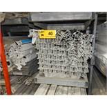 LOT/ ALUPLAST EXTRUDED PVC VARIOUS PROFILES