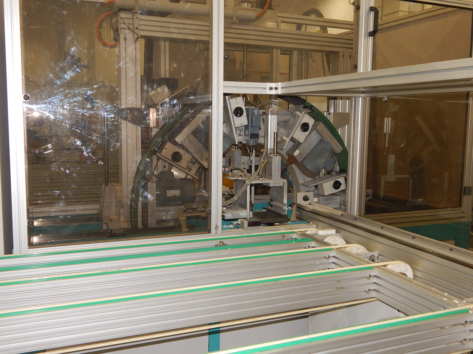 THORWESTERN (2008) PBZ-3 CNC PROFILE MACHINING CENTER WITH WINDOWS PC BASED AR010 TOUCH SCREEN CNC - Image 3 of 9