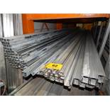 LOT/ REHAU GALVANIZED STEEL VARIOUS PROFILES
