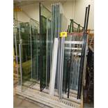 LOT/ VARIOUS SIZES OF SEALED UNIT GLASS