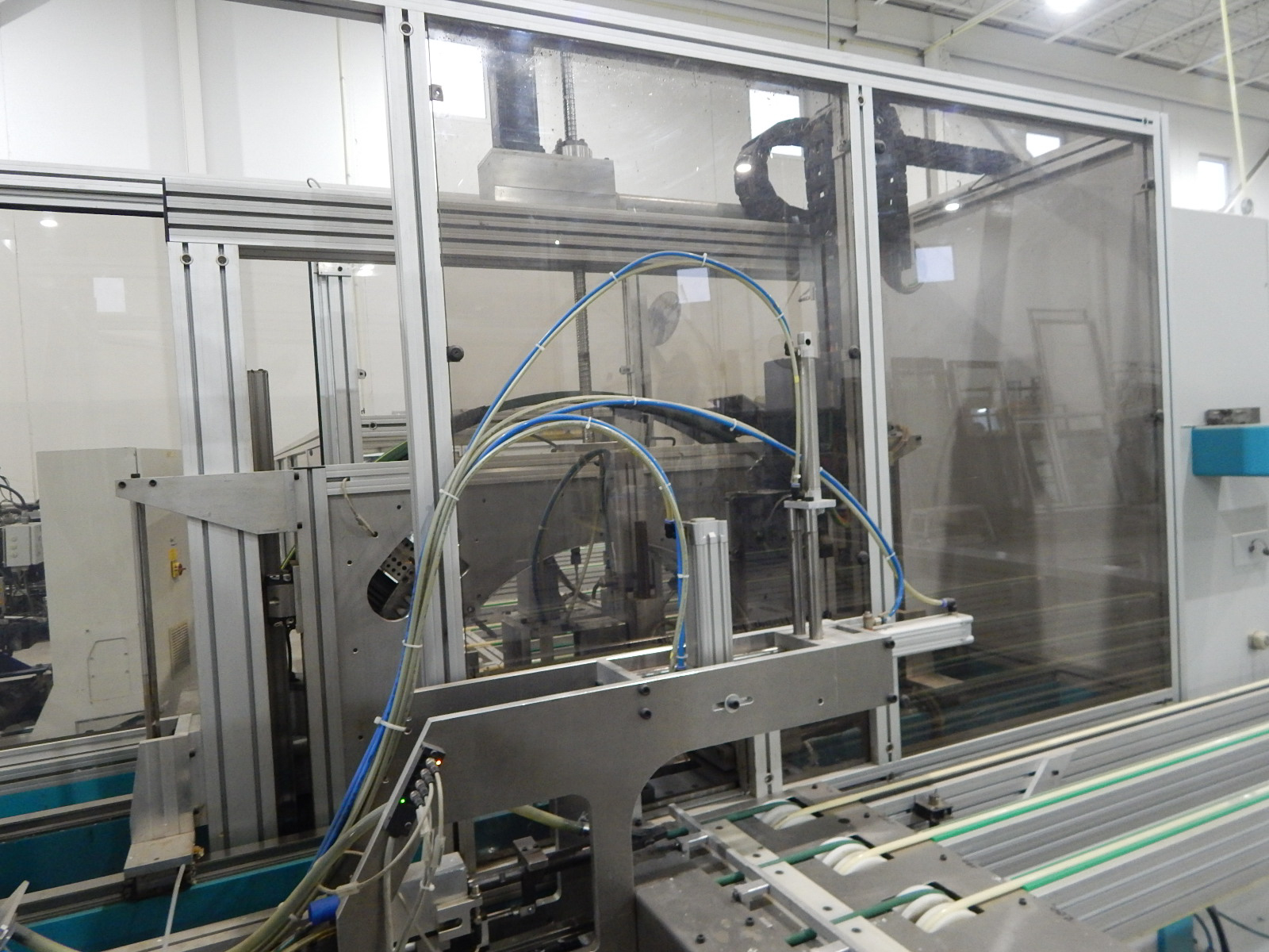 THORWESTERN (2008) PBZ-3 CNC PROFILE MACHINING CENTER WITH WINDOWS PC BASED AR010 TOUCH SCREEN CNC - Image 4 of 9