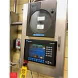 Allen Bradley SLC 5/04 Programmable Logix Controls with Panel View 1000 Controller, Air Valve