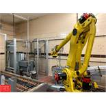Fanuc Robot, Model M-410id-140, with Handheld Controller and R-301B Power Supply Rigging Fee: $