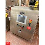Allen Bradley Ethernet System with Panel View Plus 1000 Controller and S/S Enclosure Rigging Fee: $