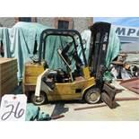 Yale mod. GLC070L, LPG 7,000lb Forklift,