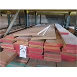 (Lot) Red Oak (Grade Sel) Cut Straight Line