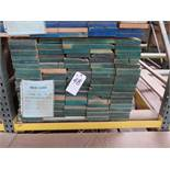 (Lot) Red Oak Cut Straight S4S, Thickness 1'',