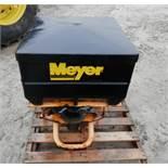 MEYER TAILGATE SALT or SAND SPREADER