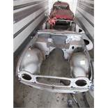 Triumph TR250 Body Shell only