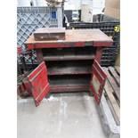 Per-Fect-0 944 Boring Machine and Cupboard