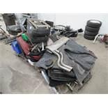 Triumph TR6 body parts.