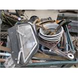 Stillage Triumph car parts
