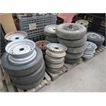 Qty of Wheels and Tyres