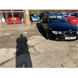 2006/06 REG BMW 320 CD SE 2.0 DIESEL BLACK COUPE *NO VAT*