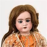 Porzellankopfmädchen, französischer Typ