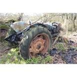 Vintage Fordson Major Tractor