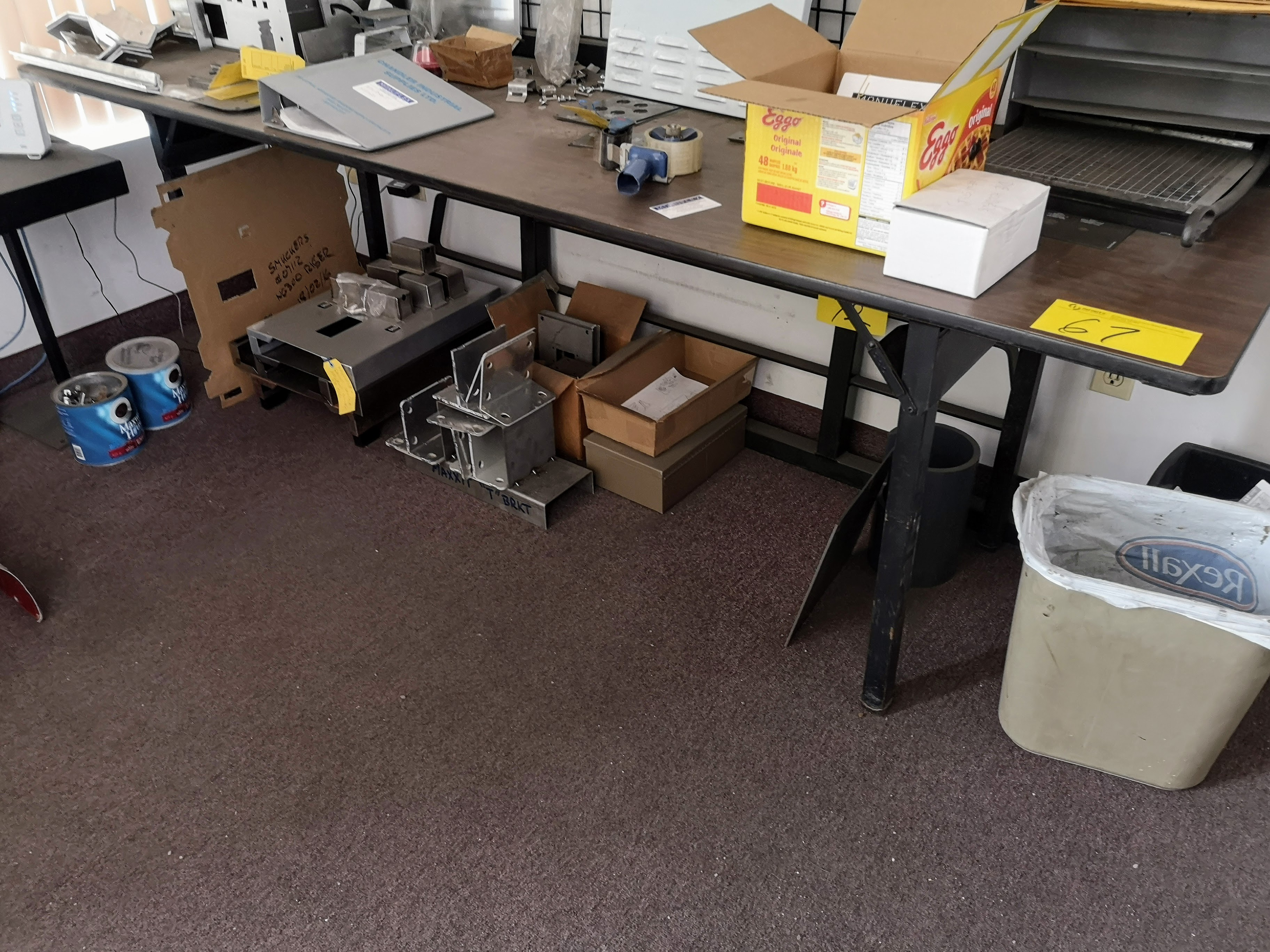 CONTENTS OF OUTTER OFFICE (NO PERSONAL EFFECTS OR COMPUTER EQUIPMENT) - Image 2 of 3