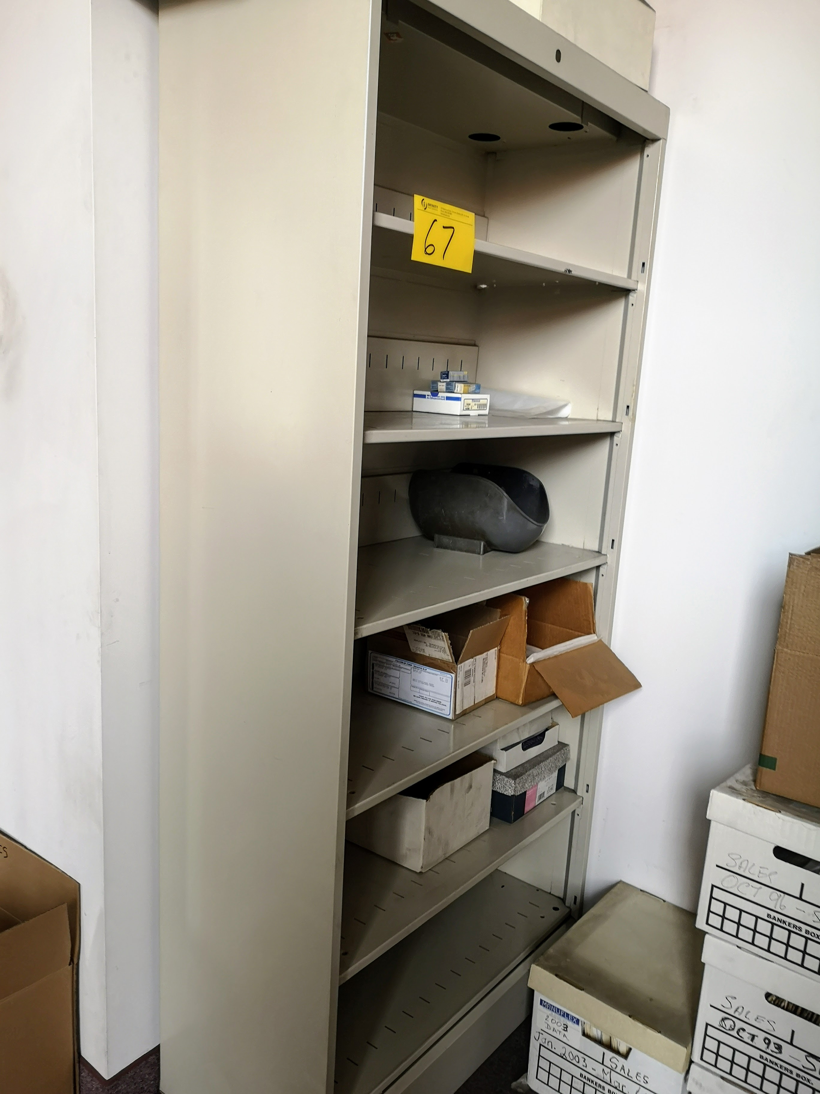 CONTENTS OF OUTTER OFFICE (NO PERSONAL EFFECTS OR COMPUTER EQUIPMENT) - Image 3 of 3