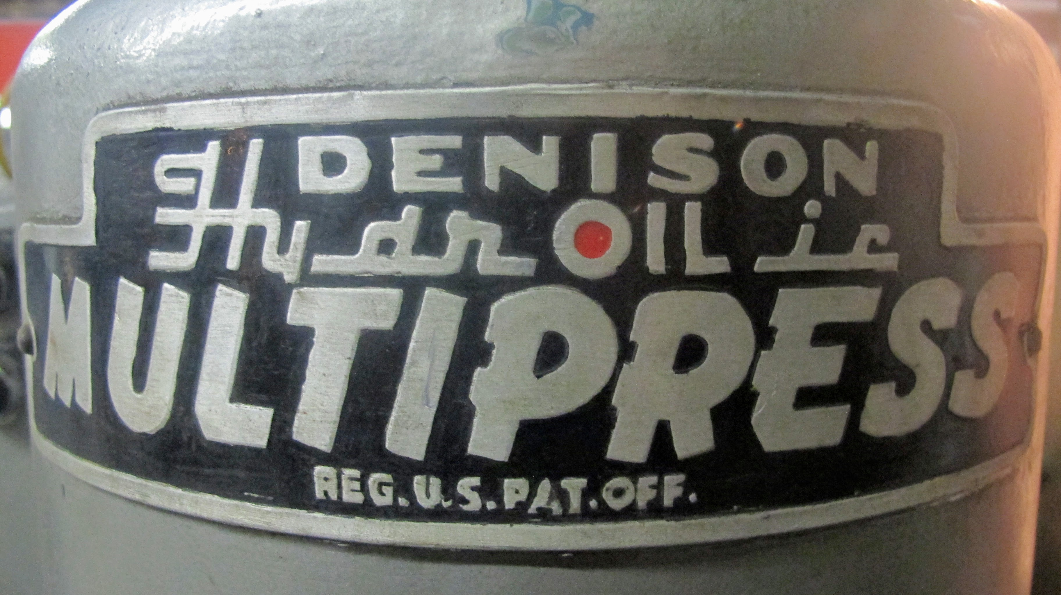DENISON HYDROIL 5HP MULTIPRESS - Image 6 of 6